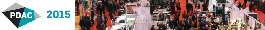 PDAC Conference and Exhibition - Toronto March 2015