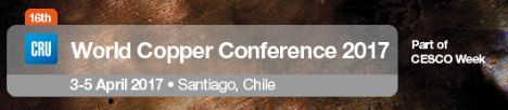 16th World Copper Conference Santiago Chile