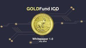 GOLDFund ICO