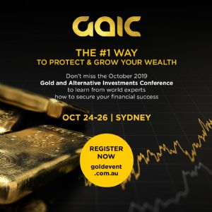 Gold and Alternative Investment Conference Sydney