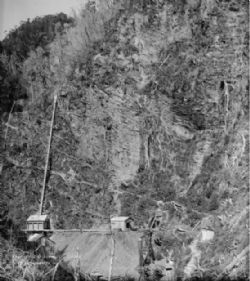 Figure 4 – Golden Block Mine (Aorangi).