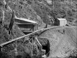 Figure 5 - Golden Block Mine (Aorangi).