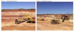 Photo 1: Matilda M10 Mining and Photo 2: Matilda M3 Mining
