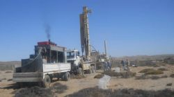 Figure 3: Tumas Project Infill Drilling Campaign, December 2014