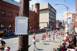 DroneShield's system as deployed at the 2016 Boston Marathon
