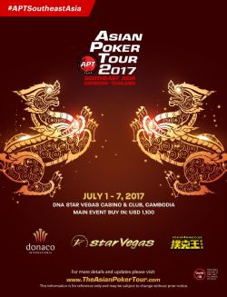 Asian Poker Tour 2017