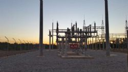 Cut-over works successfully completed for the 132kV line into the Ergon-Kidston substation.