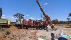 First drilling program at Blister Dam in over 10 years
