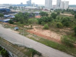 Altech's proposed HPA plant site, Tanjung Langsat Industrial Complex, Johor, Malaysia