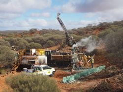 RC Drilling at Nemesis Project