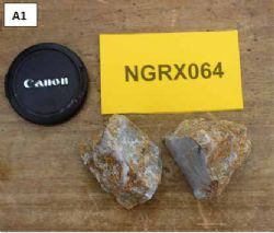 Ndongo East and Dusi Prospects Rock Chip Sample Sites