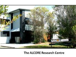 ALCORE RESEARCH CENTRE & STAGE 1 PILOT PLANT SITE