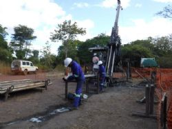 Feasibility Study Drilling at Caula Project, August 2018