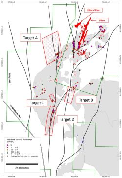 Billy Hills Surface Geochemistry Plan
