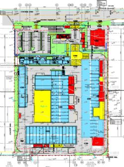 HPA Plant Site Final Buildings Layout