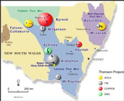 Thomson Projects in NSW.