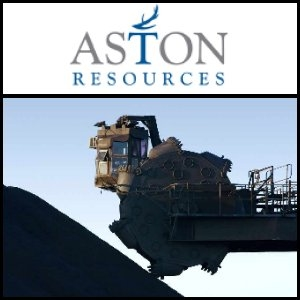 2010年12月8日澳洲股市:Aston Resources (ASX:AZT)和伊藤忠(TYO:8001) 将建立Maules Creek煤炭合资公司