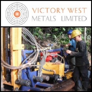 2011年10月28日亚洲活动报告:Victory West Metals (ASX:VWM)将收购South East Asia Energy Resources