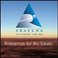 Arafura Resources (ASX:ARU)