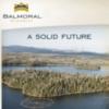 Balmoral Resources (TSE:BAR)在Grasset穿通54.08米矿段,镍品位1.62%,铜品位0.18%,铂含量每吨0.36克,钯含量每吨0.88克