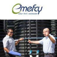 Emefcy Group Ltd (ASX:EMC)的中国战略伙伴布署污水处理装置