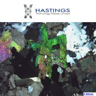Hastings Technology Metals Ltd (ASX:HAS)成功建成选矿实验装置