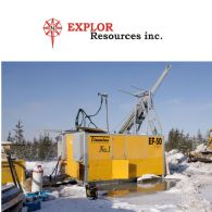 Explor Resources Inc. (CVE:EXS) 扩大金矿地产