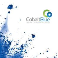Cobalt Blue Holdings Limited (ASX:COB)首席执行官致股东信