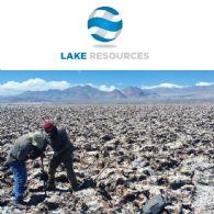 Lake Resources NL (ASX:LKE) 截至2017年6月30日的季度活动报告