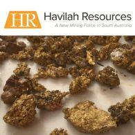 Havilah Resources Ltd (ASX:HAV) 截至2017年7月31日的季度活动报告
