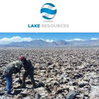 Lake Resources NL (ASX:LKE) 筹得$166万无担保债券