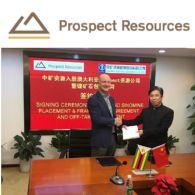 Prospect Resources Ltd (ASX:PSC) 与中矿资源的承购和股份认购及框架协议