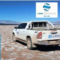 Lake Resources NL (ASX:LKE) 在勘探前景极好的Kachi盐湖卤水锂矿项目实施钻探