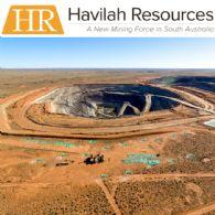 Havilah Resources Ltd (ASX:HAV) North Portia加密钻探结果