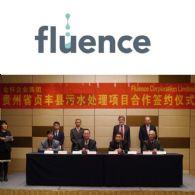 Fluence Corporation Ltd (ASX:FLC) 就中国贵州省的6套C-MABR设备与合作伙伴金梓签约