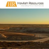 Havilah Resources Ltd (ASX:HAV) 配置第一笔认购未足股份