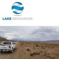 Lake Resources NL (ASX:LKE) 另一钻机运达Kachi盐湖卤水锂项目以及胡胡伊的钻探进展