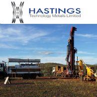 Hastings Technology Metals Ltd (ASX:HAS) 半年度报告