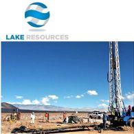 Lake Resources NL (ASX:LKE) 半年度报告
