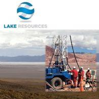 Lake Resources NL (ASX:LKE)增加钻机钻探Kachi盐湖卤水锂矿项目