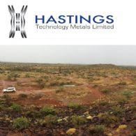 Hastings Technology Metals Ltd (ASX:HAS) 在Yangibana确认重要的航空磁测靶区