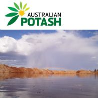 Australian Potash Ltd (ASX:APC) Lake Wells硫酸钾项目获采矿权