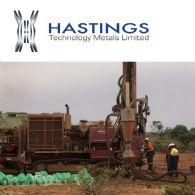 Hastings Technology Metals Ltd (ASX:HAS) 成功在Auer和Auer North进行了加密和扩边钻井