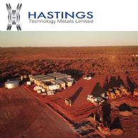 Hastings Technology Metals Ltd (ASX:HAS) 季度活动报告