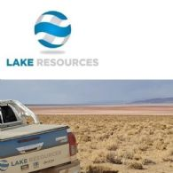 Lake Resources NL (ASX:LKE) 获融资承诺