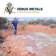 Venus Metals Corporation Limited (ASX:VMC) 股票配售