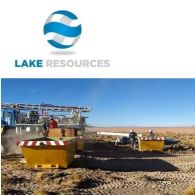 Lake Resources NL (ASX:LKE) 季度报告