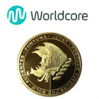 Worldcore.Trade 上市 GoldFund (CRYPTO:GFUN)
