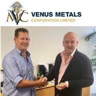Venus Metals Corporation Limited (ASX:VMC) 收购高品位Currans Find黄金采矿权