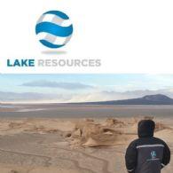 Lake Resources NL (ASX:LKE) 财经新闻网关于更高品位含锂卤水结果的采访视频